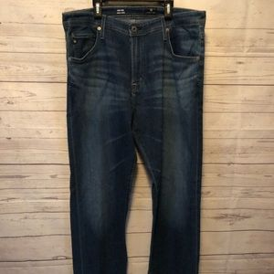 Men's Adriano Goldschmied (AG) the Ives jeans 34r